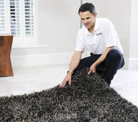 Area Rug Cleaning | Chem-Dry on the