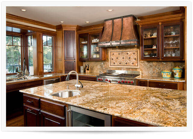 Granite Countertop Cleaning & Polishing in Boston